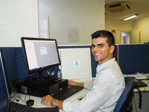 Marcelo Lucas Pereira – DBA e Supervisor de Suporte da Attest